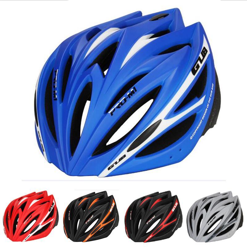 Gub M1 Unisex Ultraleve 21 Vents Ciclismo Mtb Mountain Road Bicycle Helmet homens formam Integral Visual Capacete de bicicleta