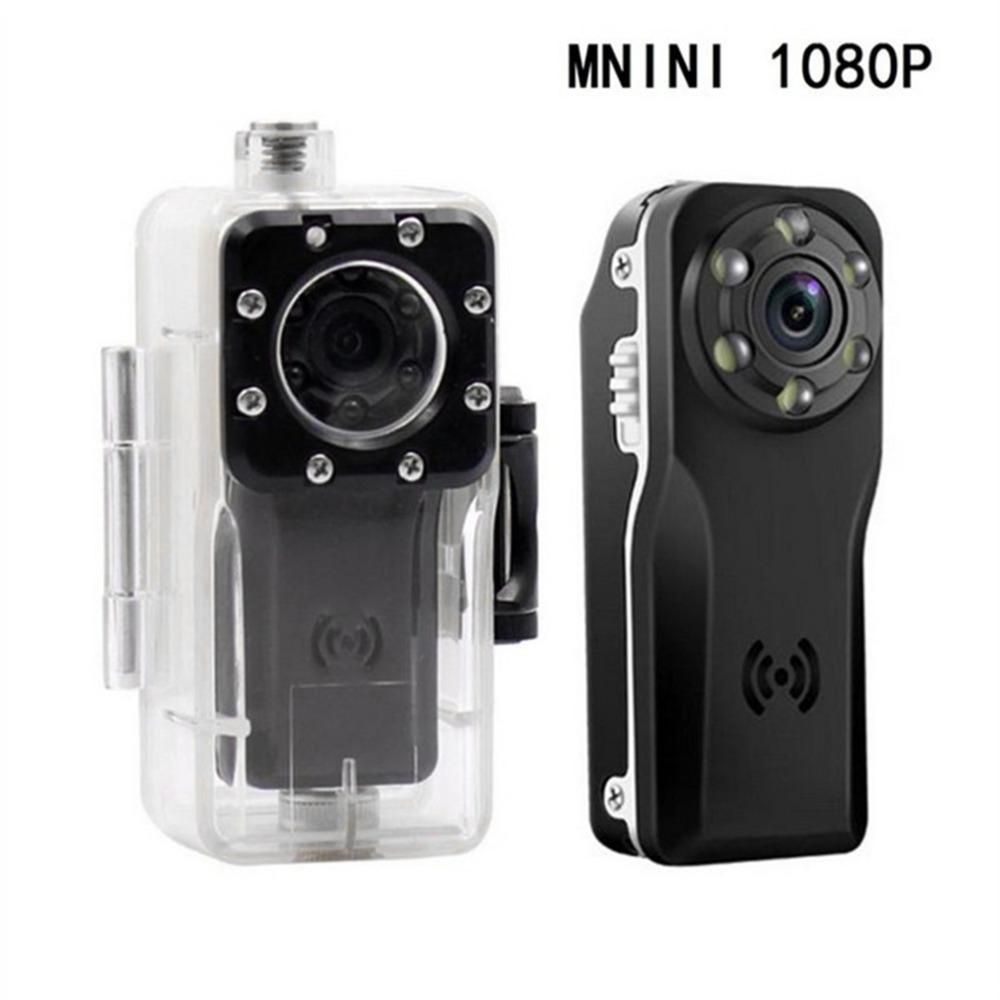 Freeshipping البسيطة 1080P كاميرا للرؤية الليلية S80 المهنية HD 120 درجة زاوية واسعة كاميرا رقمية DV كشف الحركة الأسود