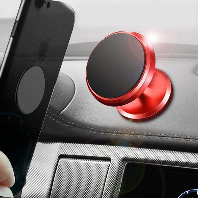 Supporto universale Air Vent montaggio per auto supporto magnetico del telefono cellulare con il supporto di rotazione di 360 gradi mini auto per smartphone con Package