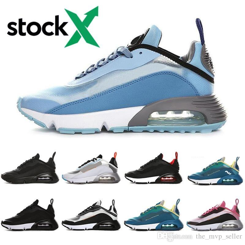 High Quality Men Women Running Shoes 2090 B30 React Lover Outdoor Sports Sneakers 2090s Black blue White Purple Green Pink des chaussures