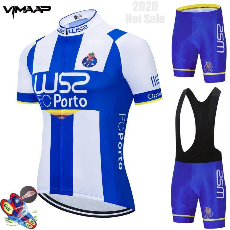 TEAM 2020 WS2 FC maglia abbigliamento cyling estate pantaloncini da uomo in bicicletta vestito asciutto rapido camicie Bicicletta pro Maillot Culotte usura