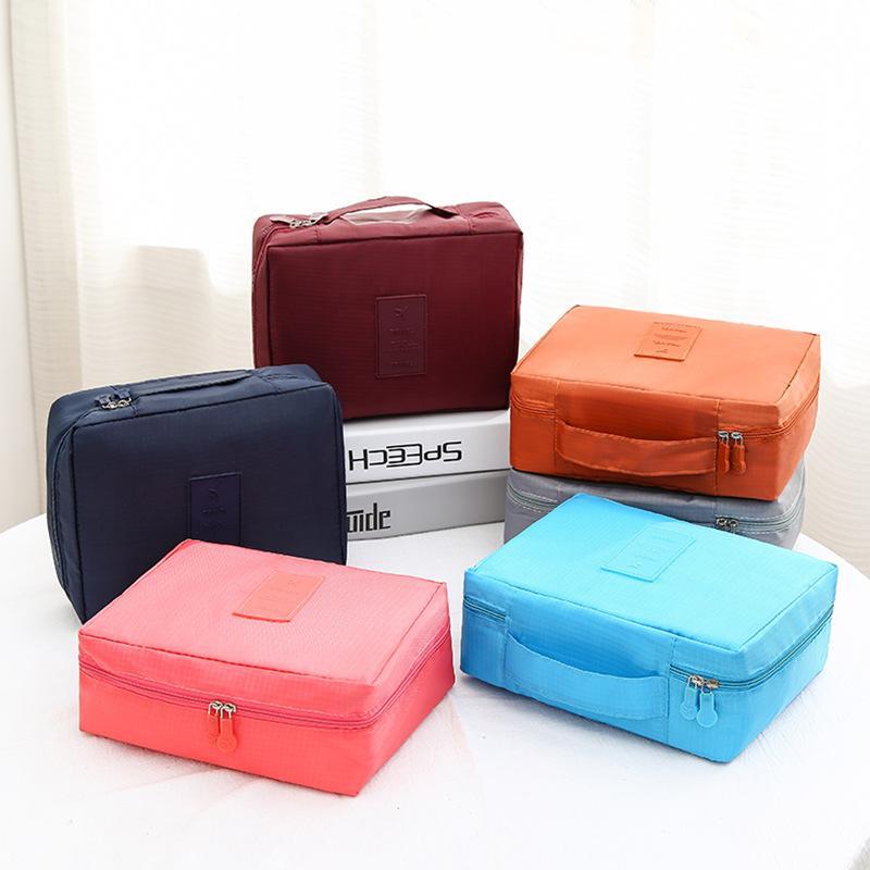 Reise wolke waschen kosmetika männer tasche taschen koffer frauen weibliche kosmetische lagerung travel pack organizer make-up tragbare taschen fvddx