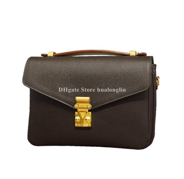 جودة نوعية ميتس حقيبة امرأة جلد المرأة رسول حقيبة محفظة حقيبة كتف حمل