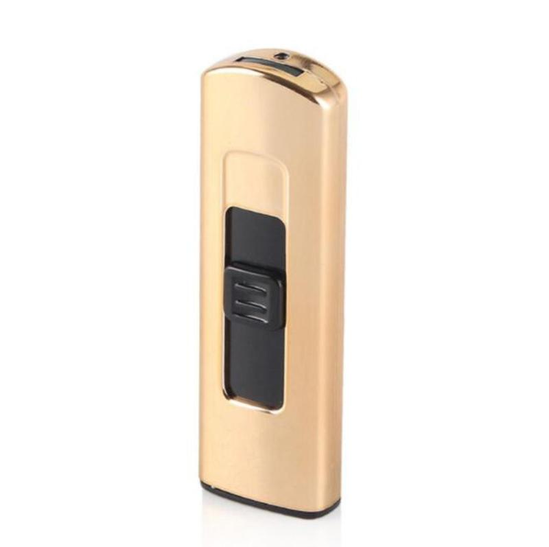 New Colorful USB Cyclic Charging Electronics Lighters Beautiful Plastic Innovative Design For Cigarette Smoking Pipe Tool Hot Cake