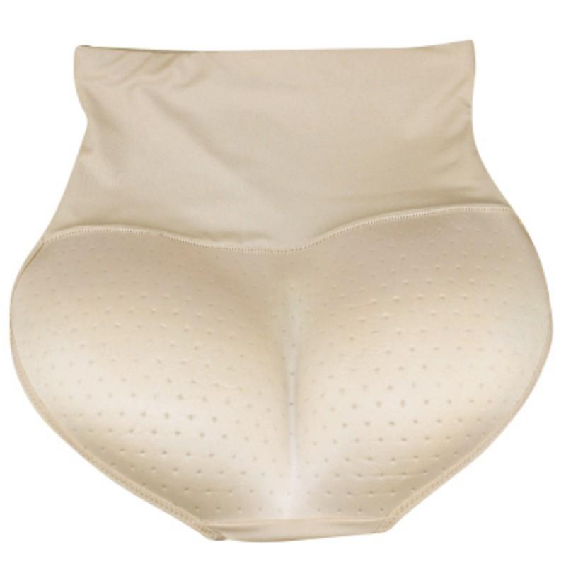 이음새가 없는 개머리판쇠 기중기는 내복 여자 높은 탄성 몸 Shapewear 를 체중을 줄이는 팬티를 덧댔습니다