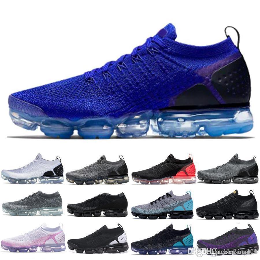 nike air max fly 1.0 2.0 2018 chaussures de créateurs chauds se mélangent 2018 max 2.0 W Hommes Chaussures de course Chaussures de sport Athlétique Chaussure de randonnée
