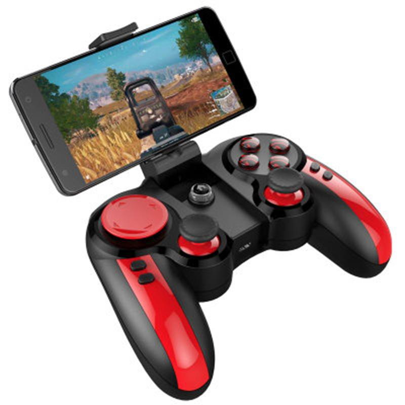 iPEGA PG 9089 Bluetooth Wireless Gamepad Game Controller per Xiaomi Huawei Smartphone Android PC con Smartphone Holder PG-9089