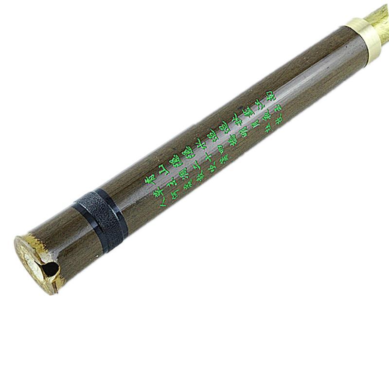 Aksesuarlar ücretsiz kargo ile Çin Bambu Flauta Xiao Dikey rüzgar müzik aletleri huilu flüt 8 Delikler G / F tuşu flauto