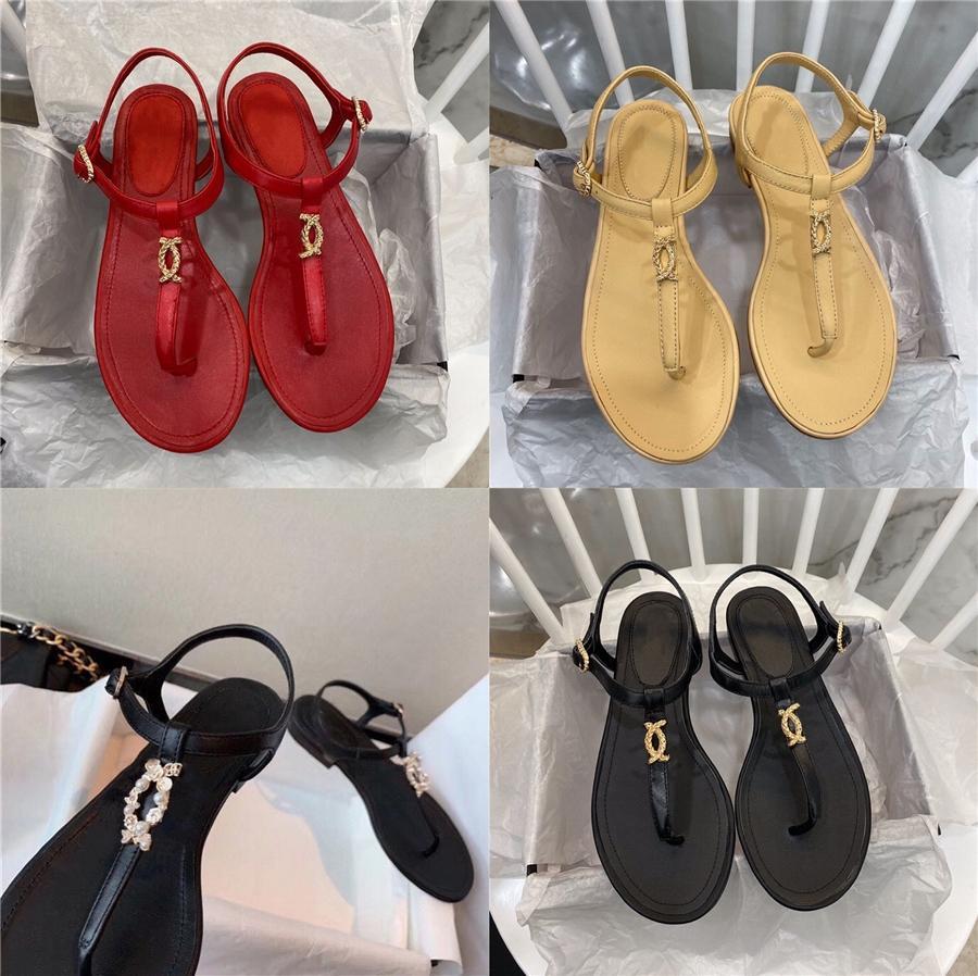 Bej Heeled Sandalet Moda Bayan Ayakkabı 2020 Yaz Topuklar Siyah İnci Stiletto Konfor Blok Kadın Rhinestone Kadınlar # 159