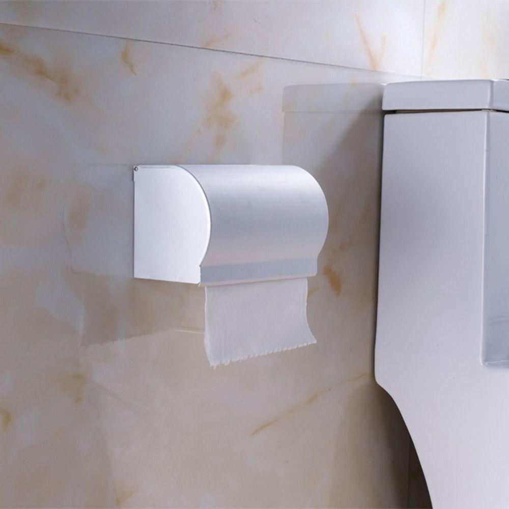 알루미늄 욕실 조직 상자 롤 타올 방수 방진 화장지 홀더 케이스기구 품질 랙