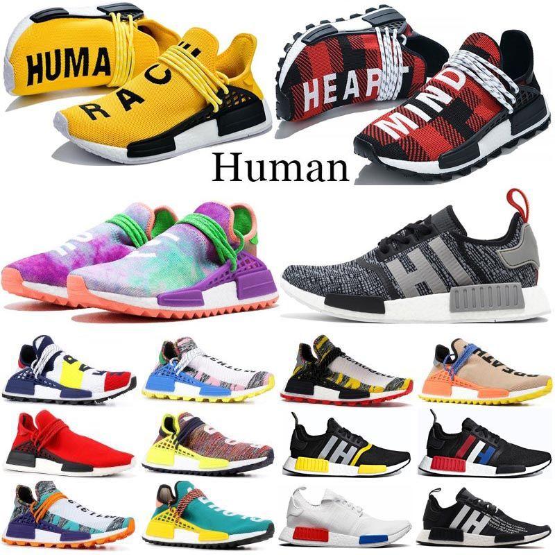 سباق جديد NMD الإنسان R1 بي بي سي اللانهائي الأنواع تعرف الروح حزمة الطاقة الشمسية هو تريل الرجال الاحذية فاريل وليامز المرأة الاحذية الرياضية حذاء رياضة