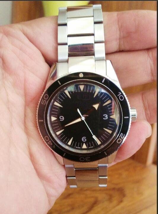 사람에 대한 뜨거운 판매 기계식 시계의 시계는 스테인레스 스틸 손목 시계 자동 시계 (366) 시계