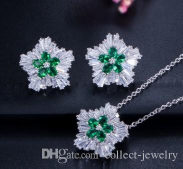 Daha fazla renk yüksek kalite düşük fiyat düğün gelin kristal diamnd bayan seti kolye küpe 32ere