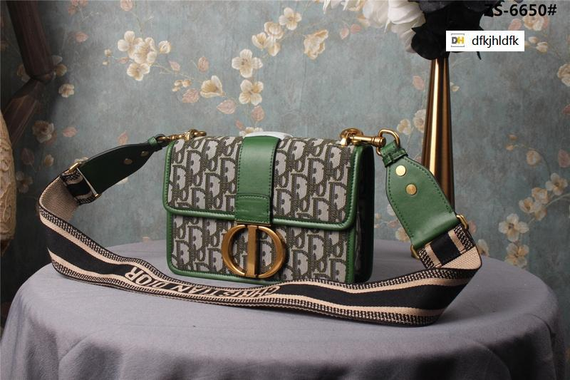 58P0 6650 Calfskin Flap Bag Green WOMEN HANDBAGS ICONIC BAGS TOP HANDLES SHOULDER BAGS TOTES CROSS BODY BAG CLUTCHES EVENING