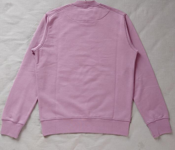 hot selling 20SS classic CREWNECK SWEATSHIRT T0PST0NE Long Sleeve T Shirt Simple Solid Sweatshirt Fashion Pullover Sweater Sportwear Street