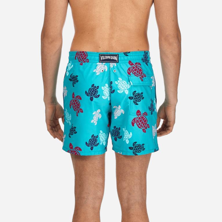 Vilebrequin mens Beach Shorts Vilebrequ shorts 179 marca Swimwear polpo starfish Turtle stampa maschio Pantaloncini da bagno Quick asciugatura Vilebre