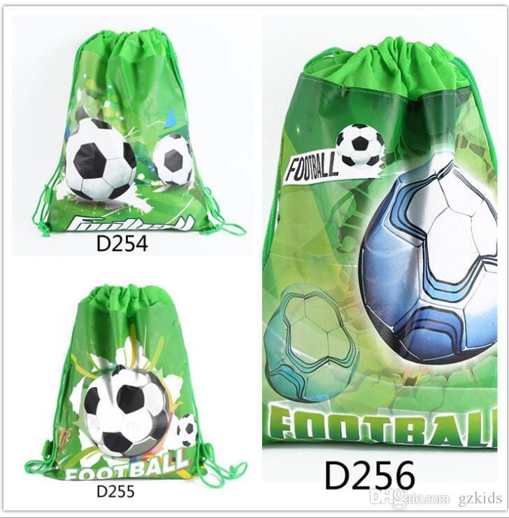 6 Boys  Girls Football Boot Bracelets Cord Party Bags Birthday Gift Team