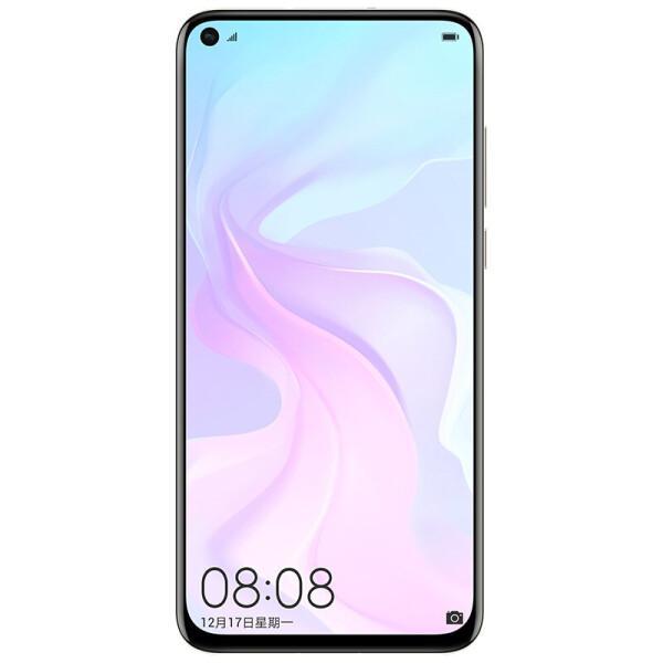 "Original Huawei Nova 4 4G LTE Cell Phone 8GB RAM 128GB ROM Kirin 970 Octa Core Android 6.4"" Full Screen 25MP 3750mAh Fingerprint ID Face Smart Mobile Phone"