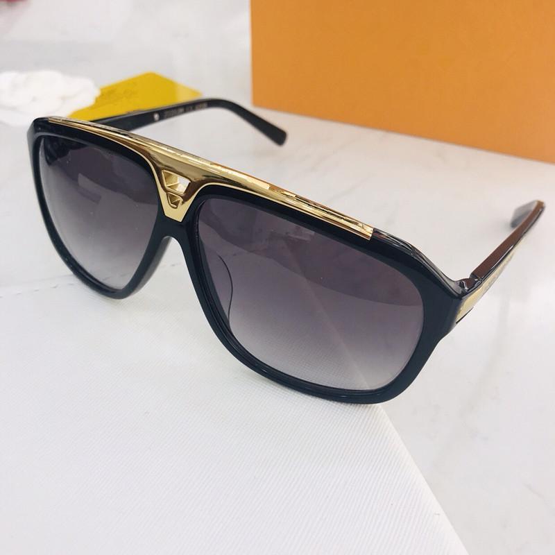 Brand UV400 Style Sunglasses Sunglasses Hommes Sunglasses Lunettes de soleil Classiques et haut de gamme Sports d'été Séjours en plein air Série de haute qualité Uloi