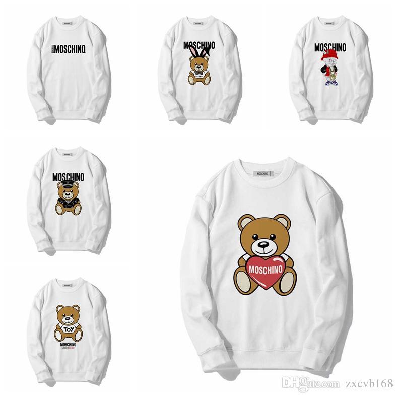 2020 para hombre de la camiseta de impresión de letras más nuevo de alta calidad de algodón sudaderas con capucha de las mujeres Streetwear masculino flojo del basculador # 87321