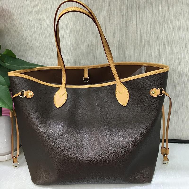 2pcs / set qulity classiques dames de fleur sacs à main pour femmes fourre-tout composite sacs à bandoulière embrayage en cuir PU sacs à main sacs à main