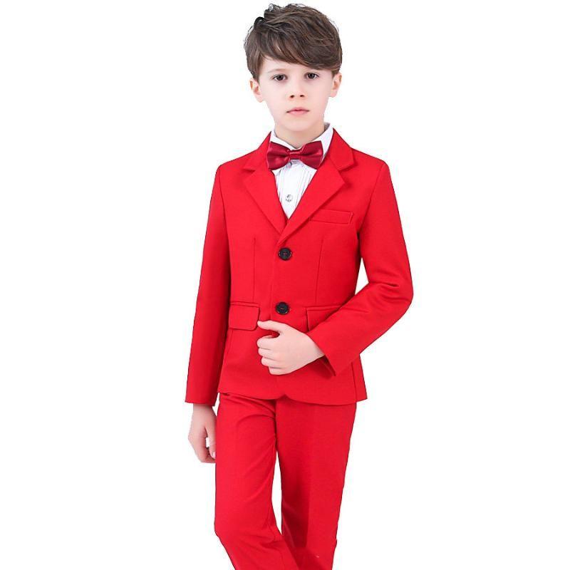 Nimble garçons costumes école mariage costume formel pour garçon gens Blazer Jogging Garcon Costume Enfant Garçon Terno Menino Mariage