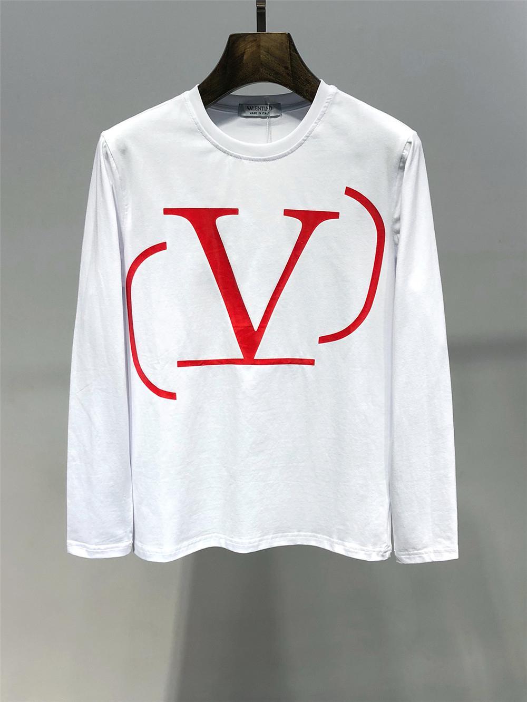 2020 Sommer-Freizeit-Sport im Freien Neuen Muster Trend Freizeit Cashmere Leicht HAKA mit langen Ärmeln T-T-Shirt 0210-01
