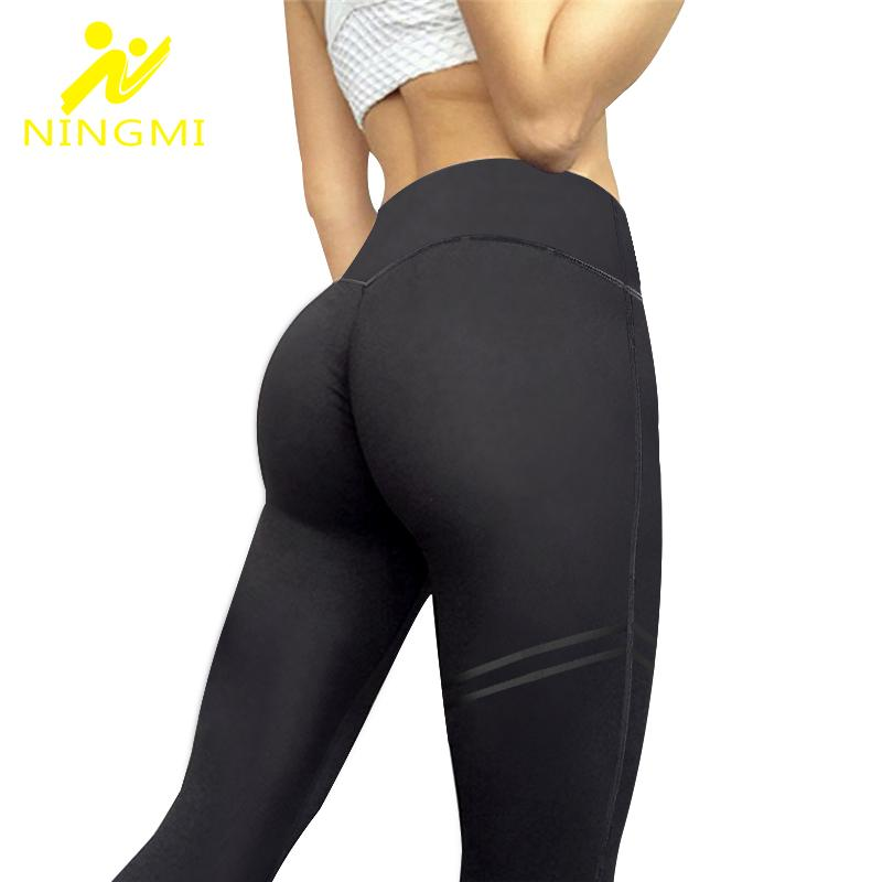 wholesale Calças de Emagrecimento Mulheres Esporte Legging Shapewear Sexy Push Up Butter Lifter Slim Trainer Cintura Barriga Controle Calcinha Shaper Do Corpo