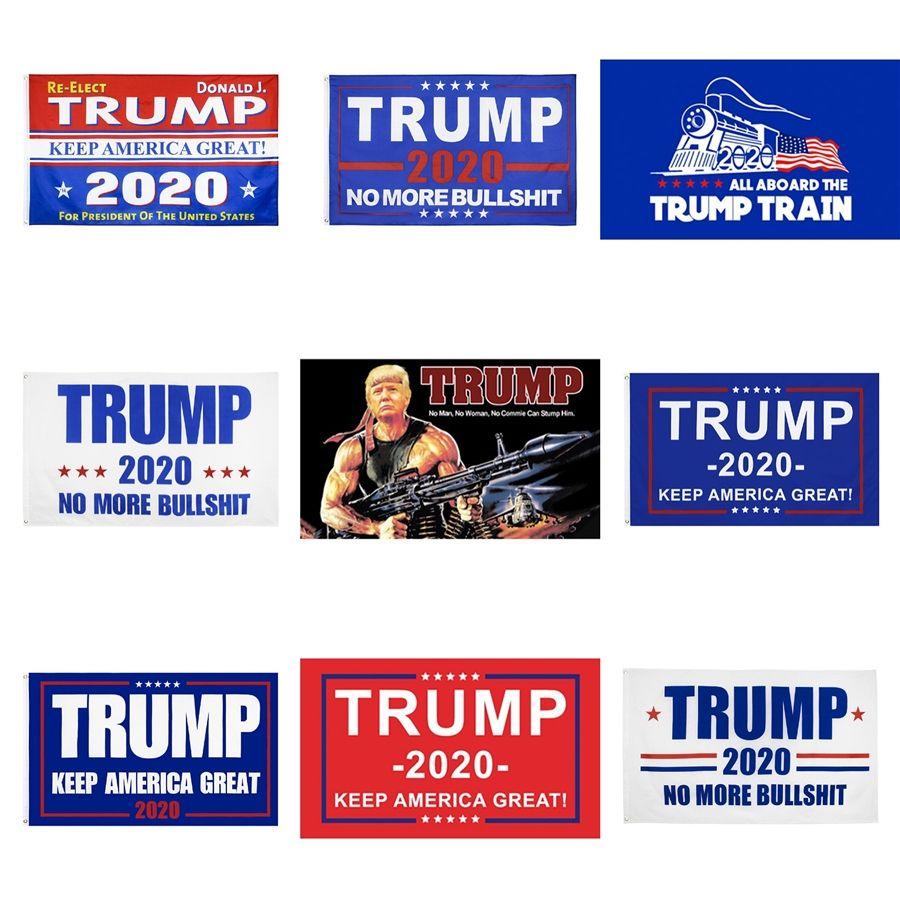 90 * 150см Trump 2020 Флаги Американский президент Выборы Флаг США Джо Байден Bernie Sanders Andrew Yang 2020 Флаги Полиэстер Декор Баннер Zza1759 # 46