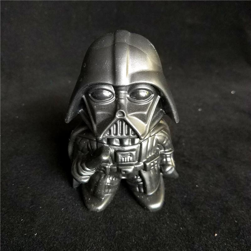 Nuevo Diseño Negro Knight Grinder 3 capas Tabaco Grinder Molinillos de hierba para fumar de aleación de zinc amoladoras sa