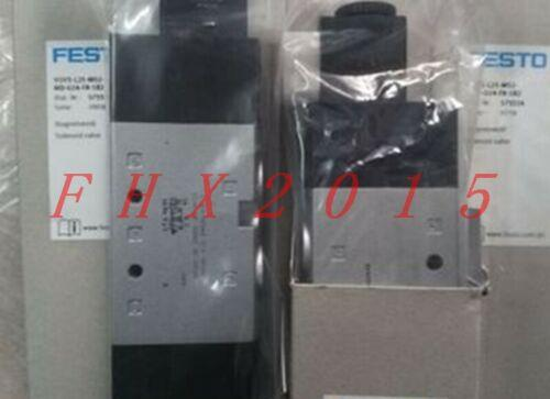 ONE NEW FESTO VUVS-L25-M52-MD-G14-F8-1B2 575513 Solenoid Valve