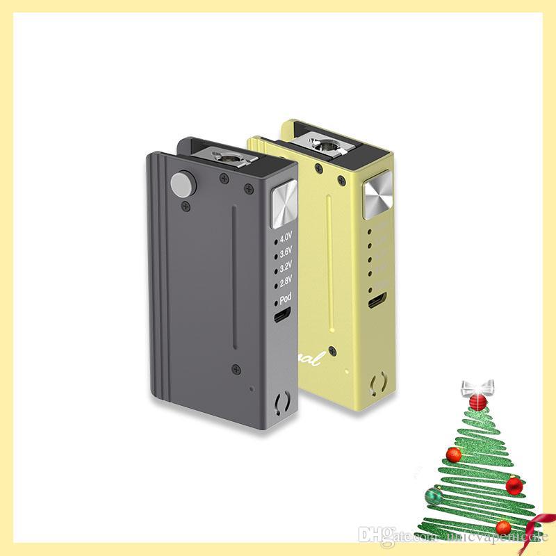 Best E Cig Vape Pen Battery With 650Mah 4 Temp Settings OEM Oil Vaporizer With Custom Logo Packaging