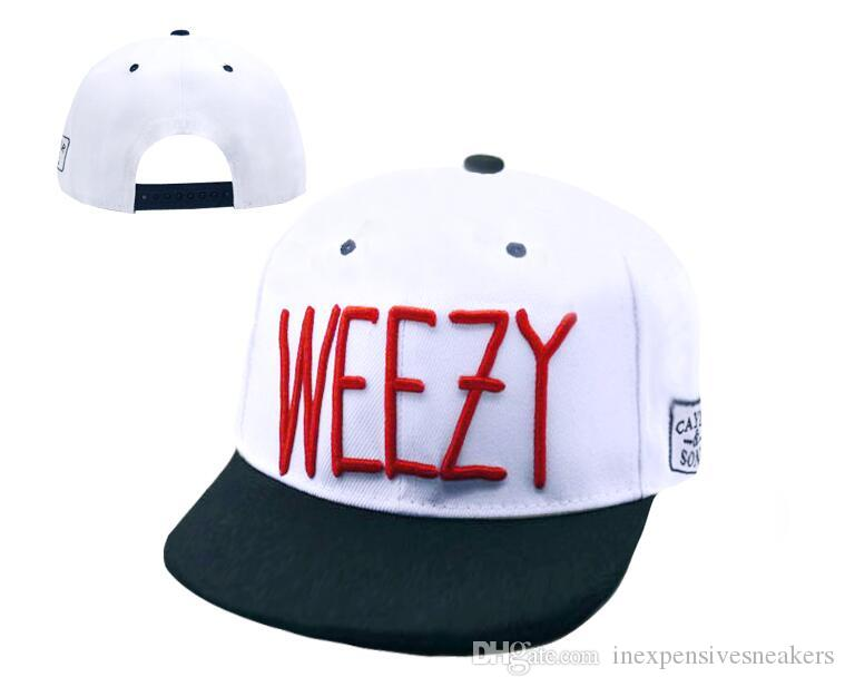Free Shipping Cayler & Sons Famous Weezy Hats Fashion Street Hip Hop Caps Sports Snapback Hats Designer Baseball Caps Drop Shipping