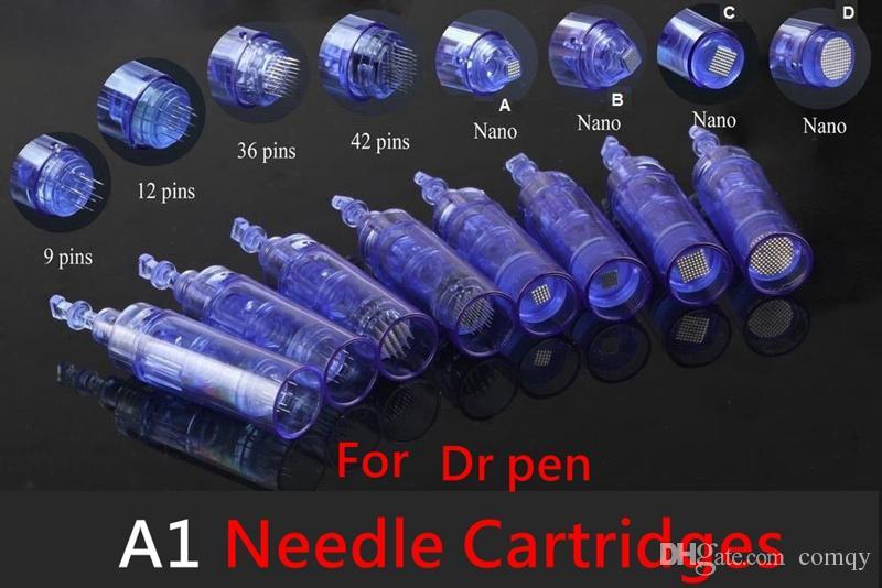 1/3/5/7/9/12/36/42 / Nano для перезаряжаемой микроиглы Dr.pen derma pen Dermapen Dr pen A1 Игольный картридж