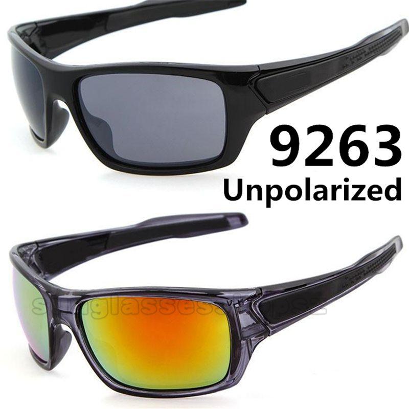 Açık sürme Tasarımcı Erkekler Için Güneş Gözlüğü Yaz Gölge UV400 Koruma Spor Güneş Erkekler Güneş gözlükleri 8 Renkler Sıcak Satış