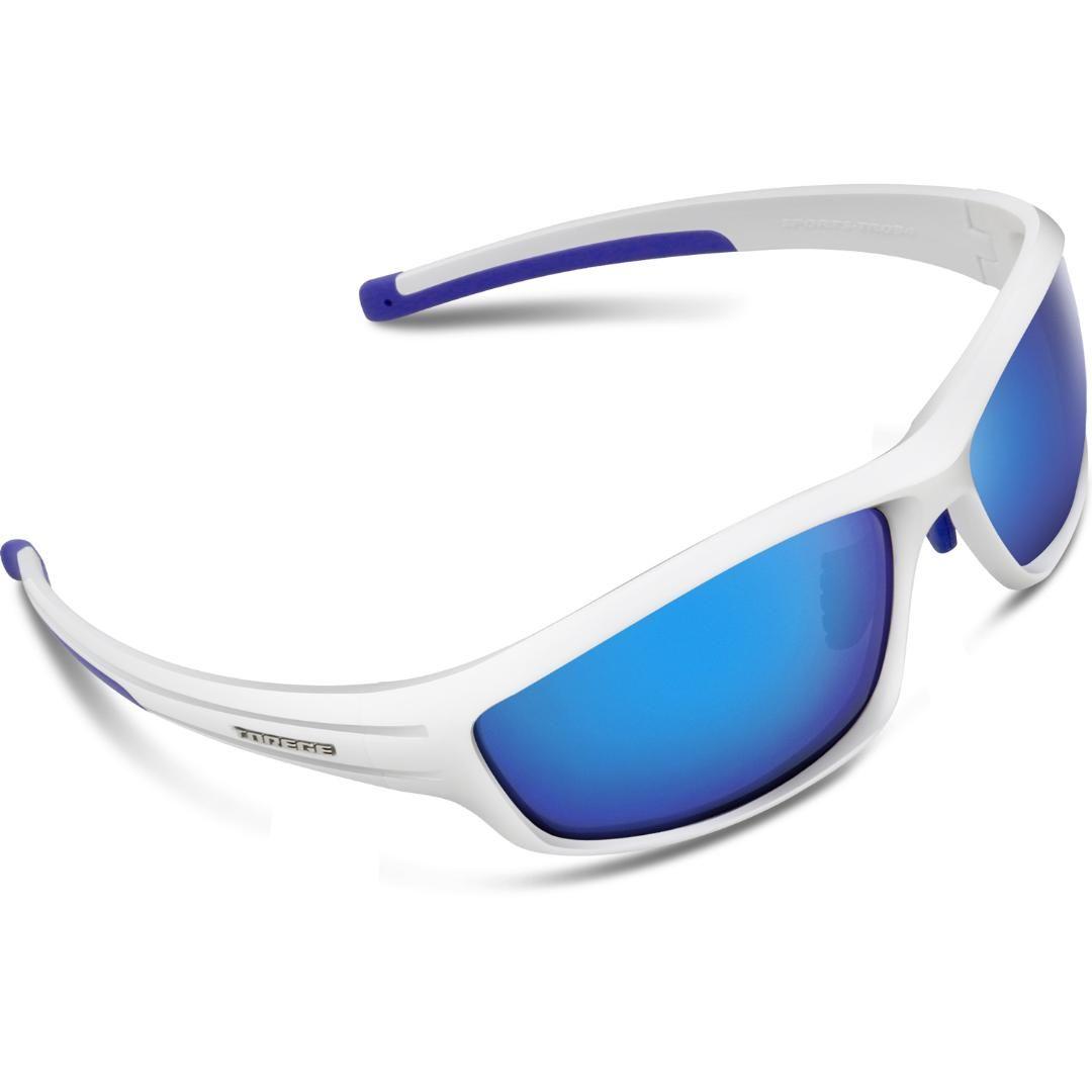 Nuevos Unisex Hombres Mujeres gafas de sol polarizadas para el ciclismo Correr pesca golf senderismo Eyewear UV400 gafas de deporte de marca