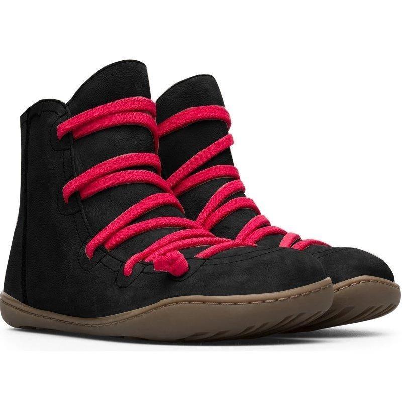 Мода Снег Сапоги Плоские Ботинки Женщин Мило Молния Зимние Ботинки Женщин Теплые Меховые Ботинки Молния Туфли-Botas Mujer Свободного