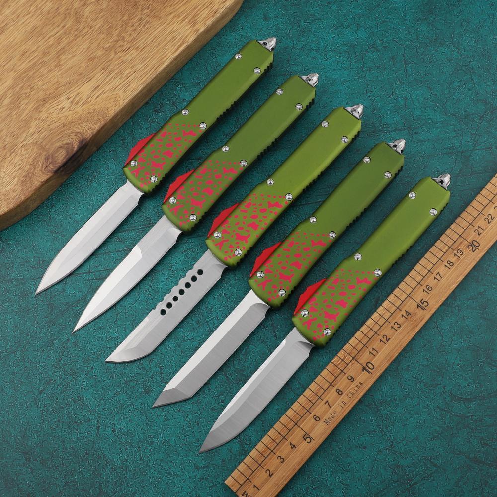 MT EDC faca de lâmina de ponta CNC-acção única faca de dupla acção aleta Faca de bolso multifuncional de dobrar filete de peixe ferramenta