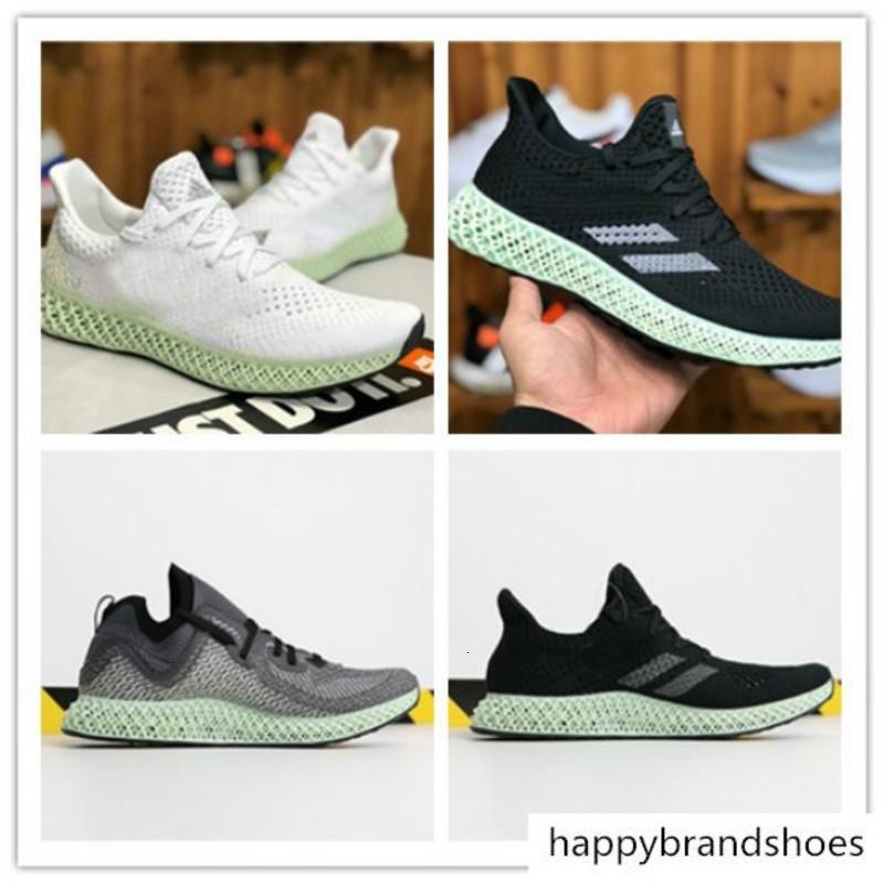 Novo lançamento Futurecraft Alphaedge 4D ASW Runner Y3 Running Shoes Mens Sport Sneakers Ao Ar Livre Jogging Shoe bgf