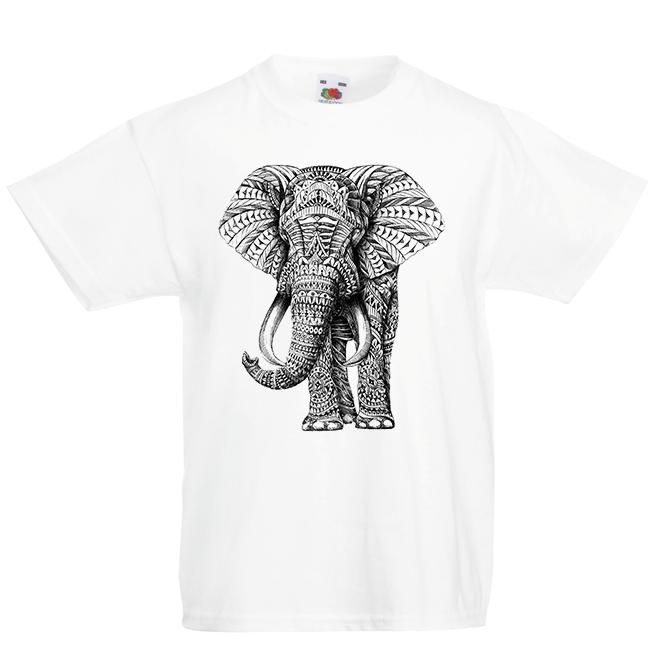 Elephant Kid/'s T-Shirt Children Boys Girls Unisex Top