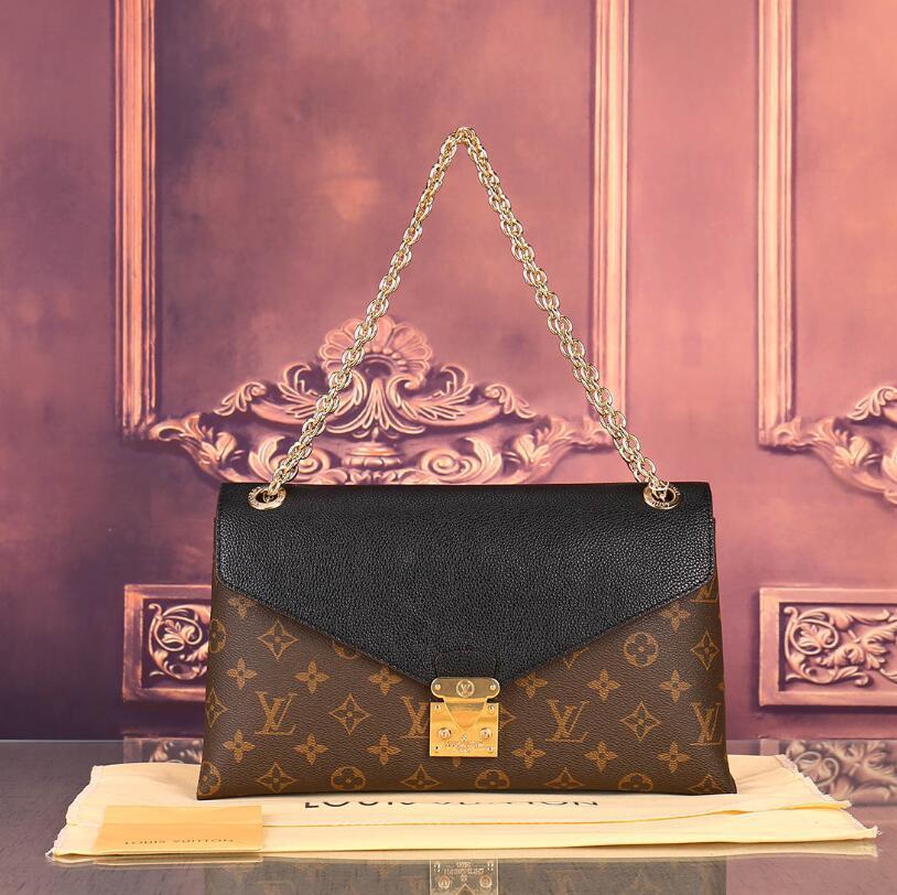Borsa dell'annata delle donne borsa casuale del Tote di modo delle donne del messaggero borse a tracolla Top-maniglia borsa Portafoglio in pelle 2020 New Black Blu N008