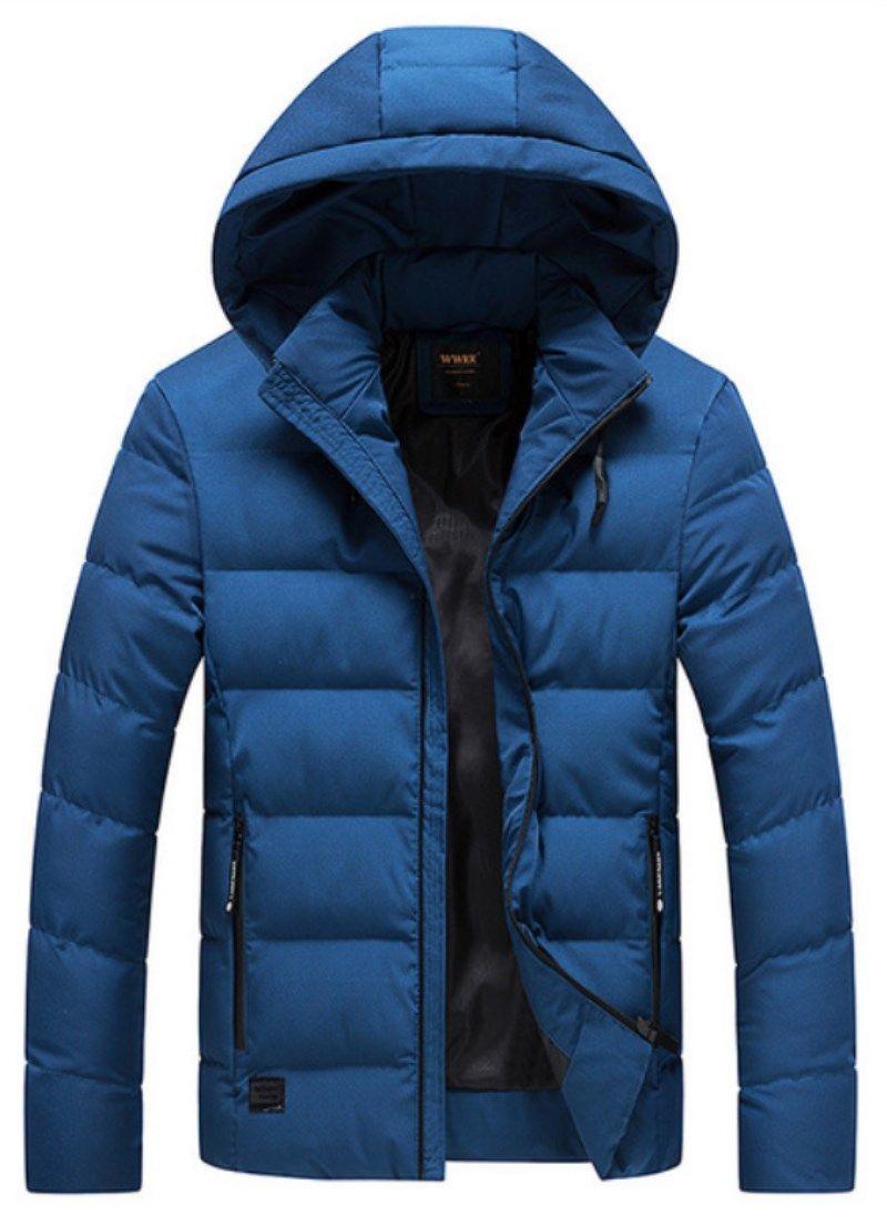 Herren Designer Wintermäntel Langarm Warme Jacken Mit Kapuze Solide Farbe Oberbekleidung Neue Stil Mode Multicolor Herren Kleidung Hot KLW000 HCab