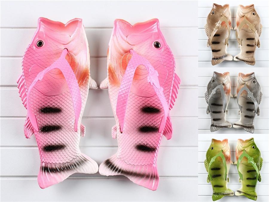 Sagace 2020 Fisch Hausschuhe Frauen-Sommer-Open-Toe Strap Roman Fisch Hausschuhe für Frauen Wind Straps Toe Flach Large Size 43 # 927