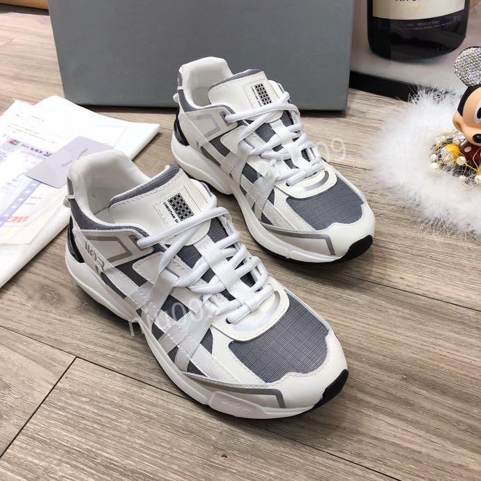Christian Dior shoes hommes de basket-ball Chaussures arrière Taxi Jeu Royal Blue Gym Red Wings baskets gris sport hommes formateurs xt200517