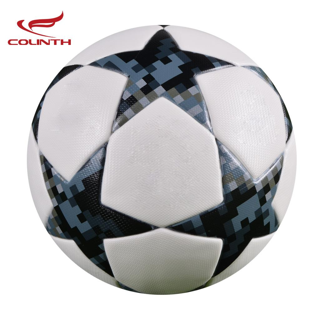 Novo Futebol de Alta Qualidade Oficial Tamanho 5 Bola De Futebol Material PU Profissional de Treinamento de Futebol Bola De Futebol Futebol bola