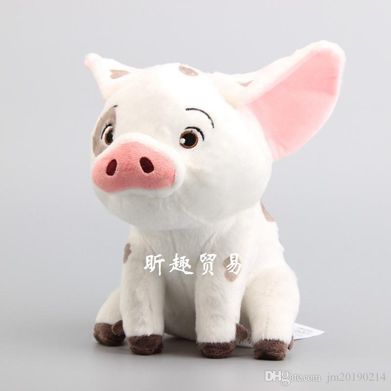 Hot simpatico peluche del maiale Pua per il bambino migliori regali 22cm all'ingrosso