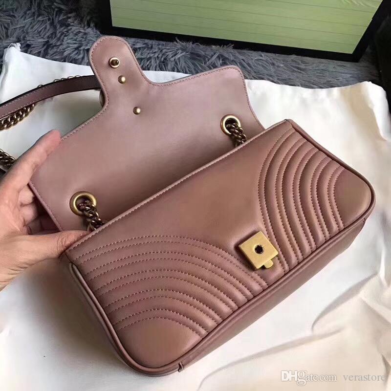 VeraStore أعلى جودة البقر جلدية فاخرة حقائب النساء حقيبة الكتف أكياس مصمم للمرأة الماركات الشهيرة أنثى