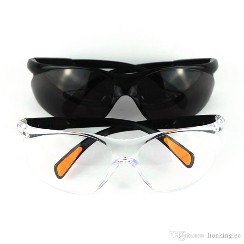 Workplace Silica Gel Safety Supplies Eyes Protection Clear Protective Glasses Wind and Dust Anti-fog Lab Medical Use Sunglasses 2123
