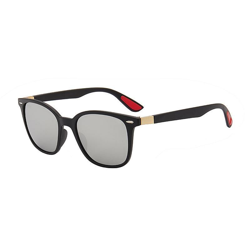 TOP Qualität Marke Sonnenbrille Männer Frauen Sommer Luxus-Sonnenbrille UV400 Sport-Sonnenbrille Herren Sonnenbrille polarisierte golden 42