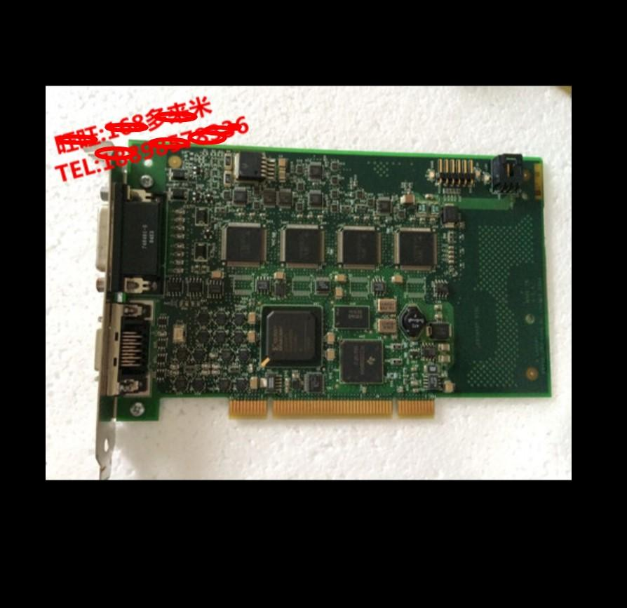 100% Probado obra perfecta para KVD-8504-MIN-J-P REV A / COGNEX ASP-8500Q-SMD4-HB REV1 / URESYS PICOLO Pro 2 REV D0 / PCI-1721 12 REV A1 02-1